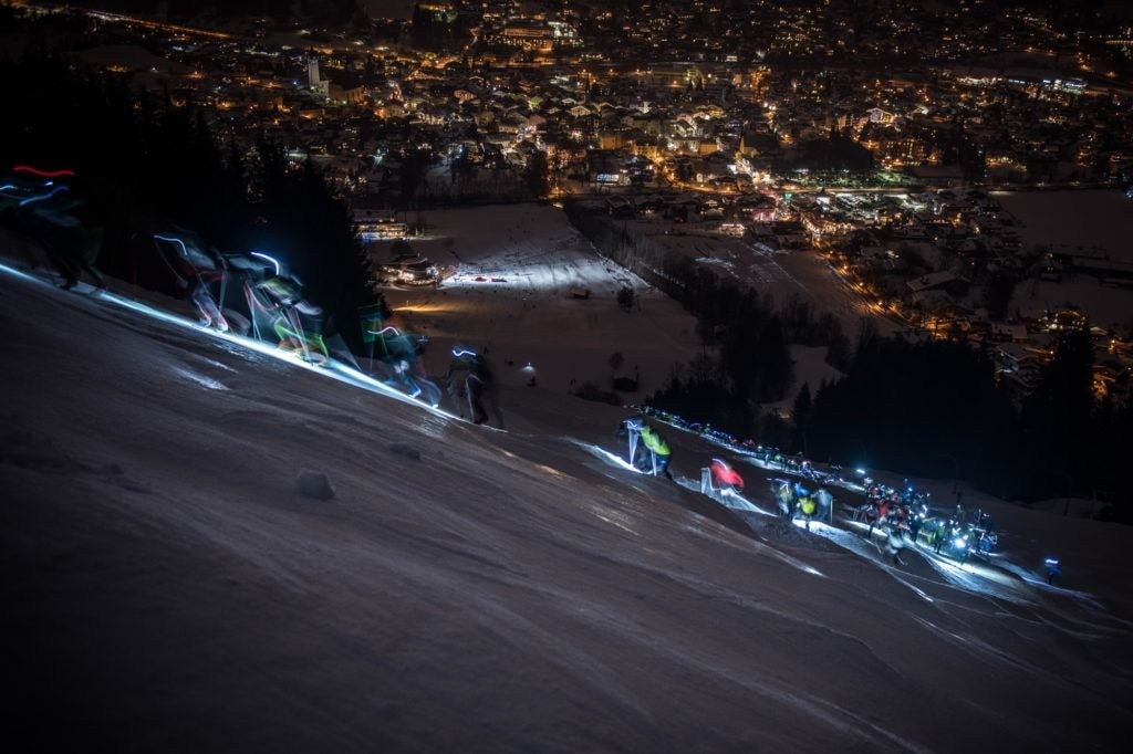 Vertical Up Kitzbühel Rennen 2018