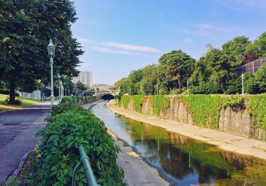 Wienkanals im Stadtpark