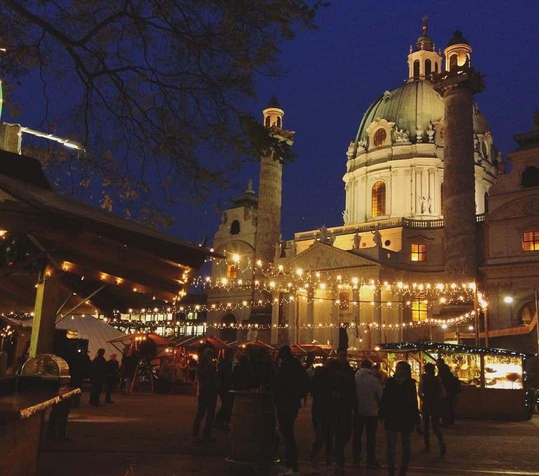 Weihnachtsmarkt Kalsplatz