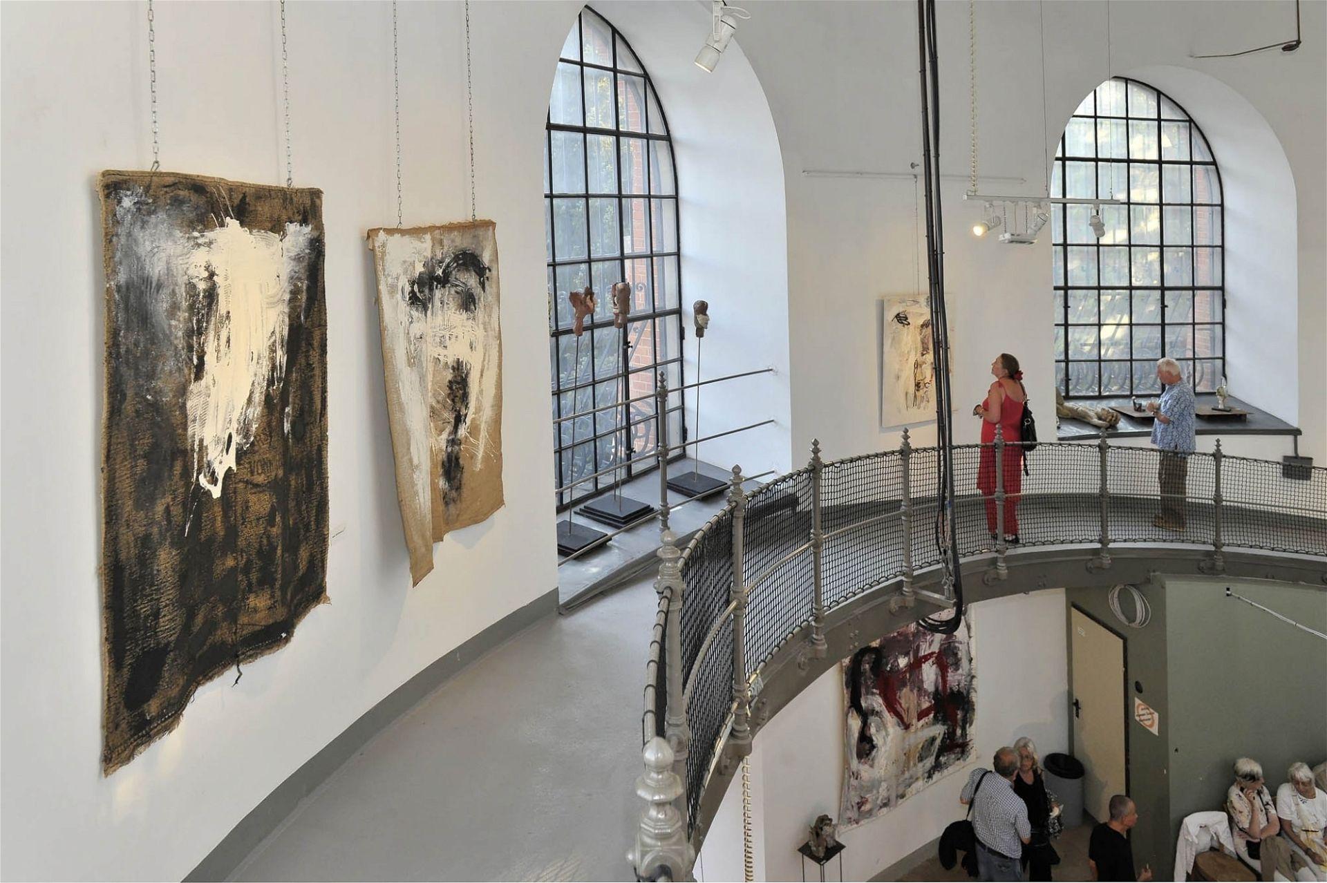 Wasserturm Ausstellungen