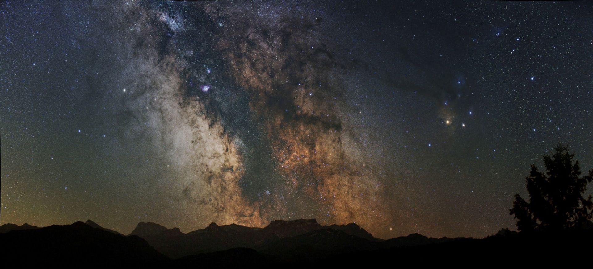 Gesäuse Sterne
