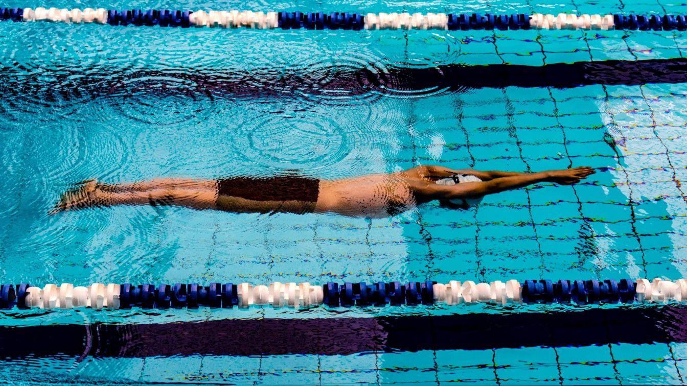 Schwimmen in Wien