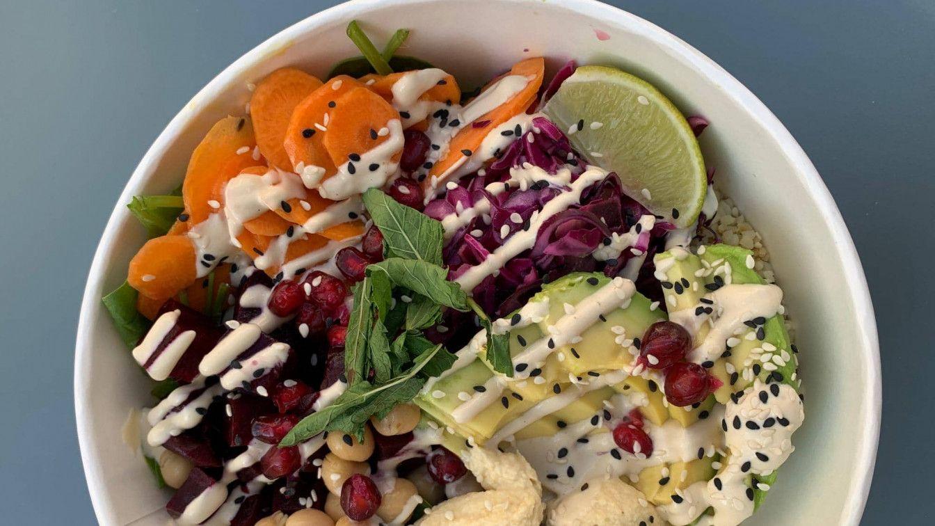 Salad Jungle