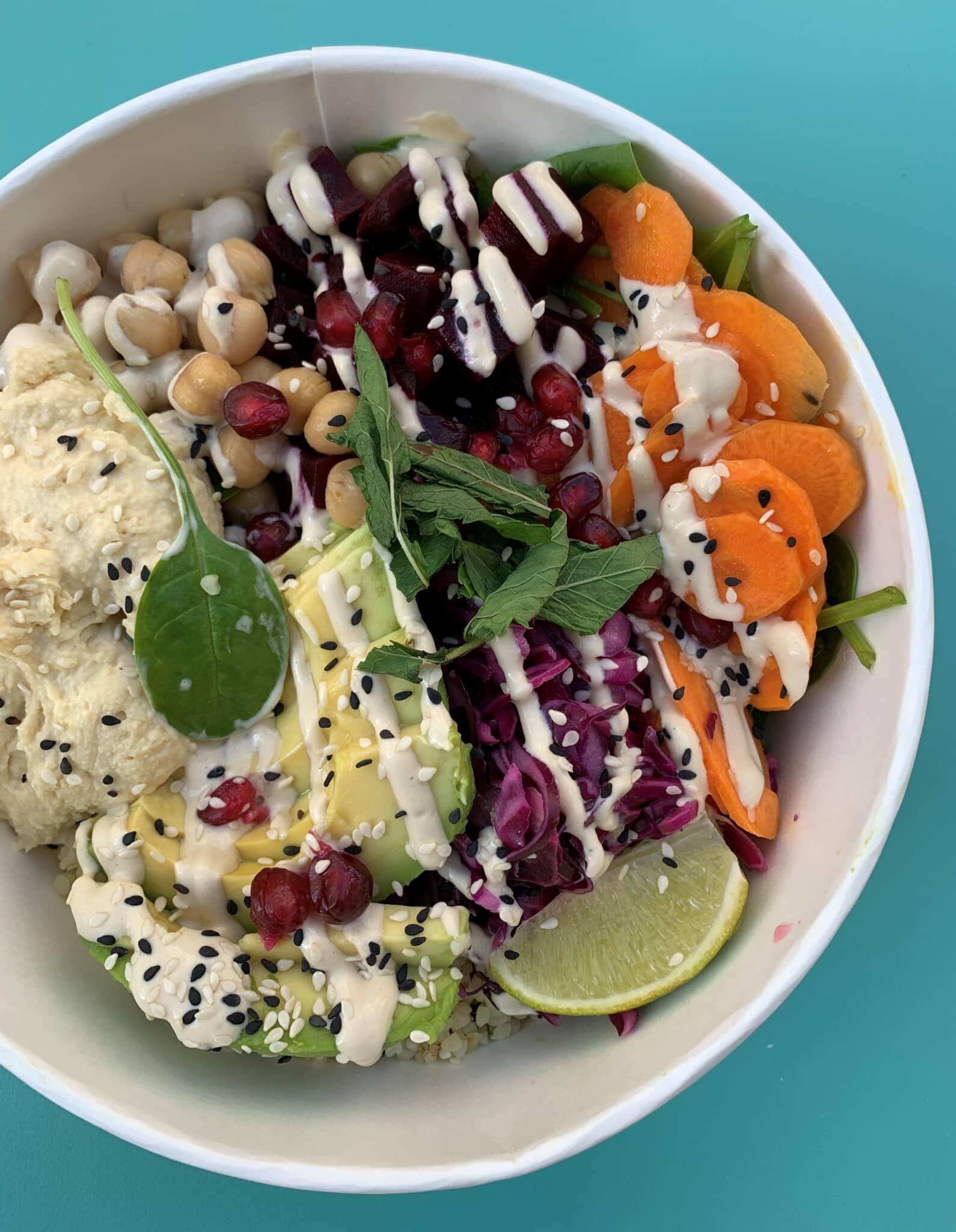 Salad Jungle Bowl