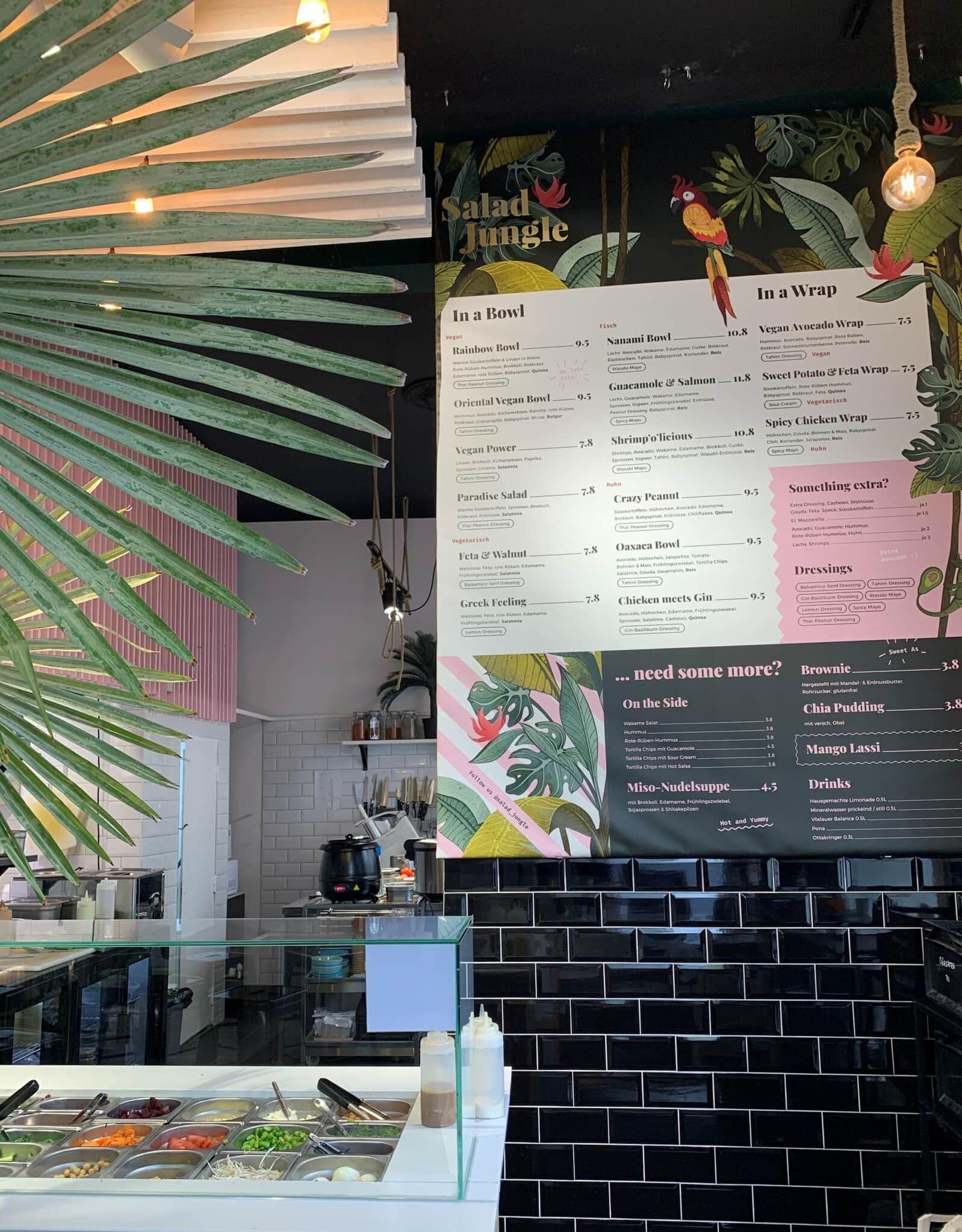 Salad Jungle Wien