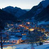 Winter in Klösterle am Arlberg