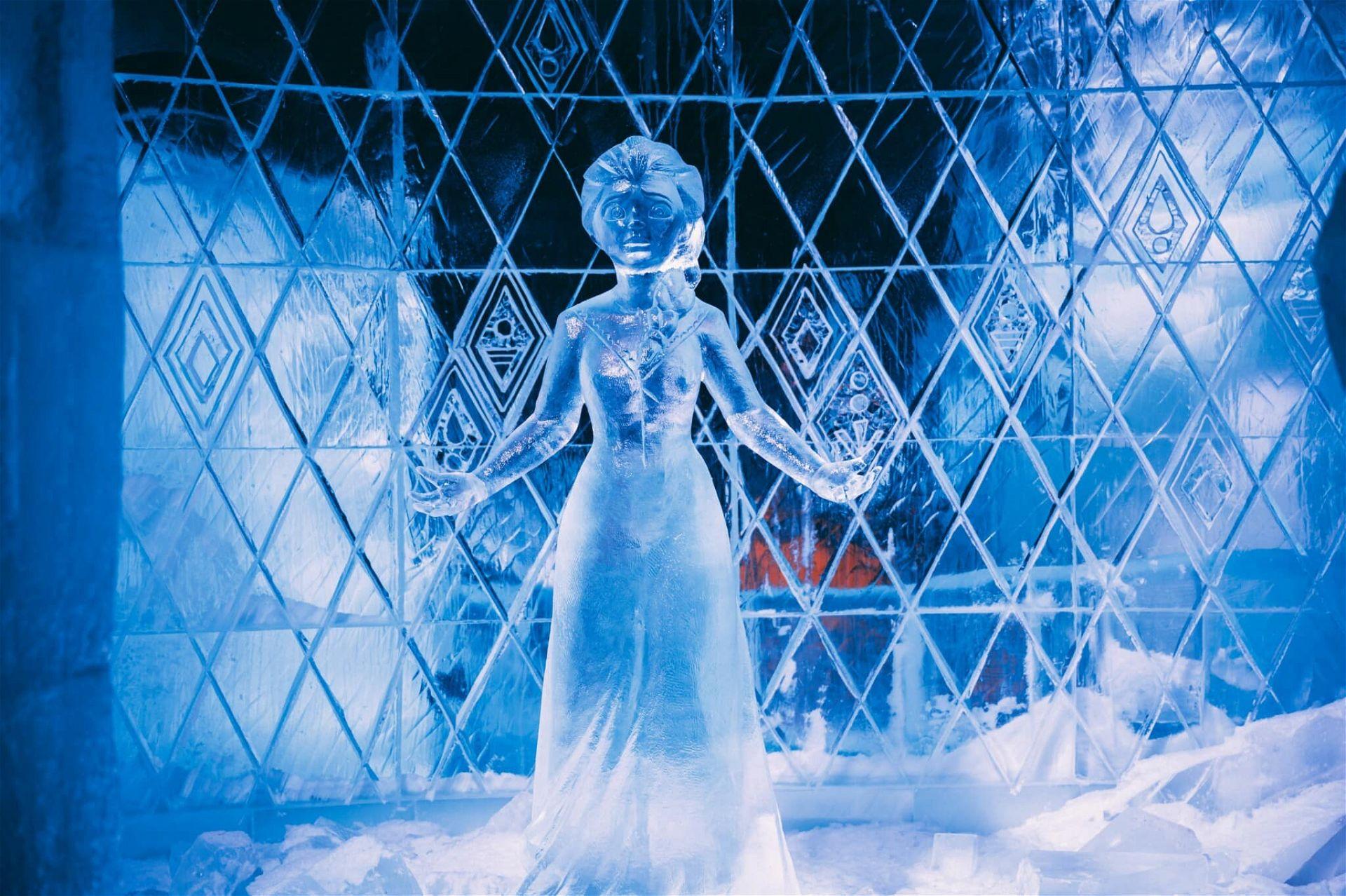 Elsa die Eiskoenigin