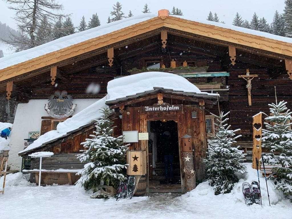 Winterrouten Österreich