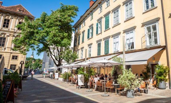 Klyo Gastgarten Graz