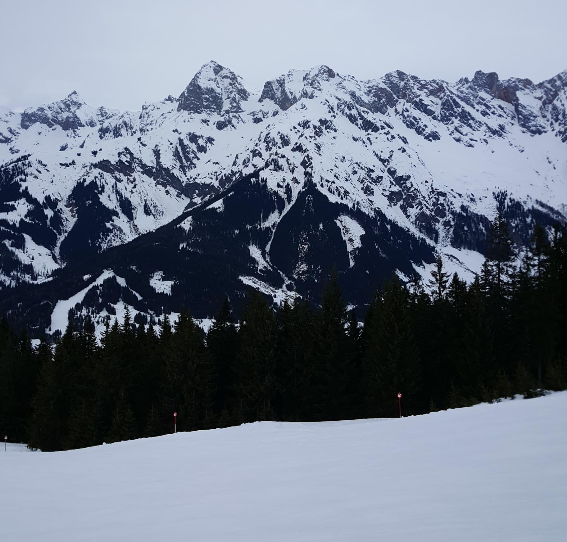 Ski amadé: Steinernes Meer