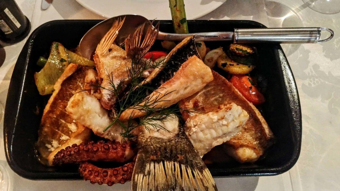 Fisch essen Wien