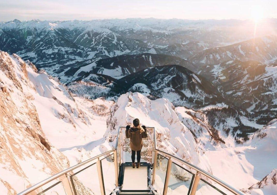 Aussichtsplattformen Österreich