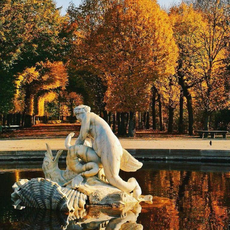 Schönbrunn im Herbst