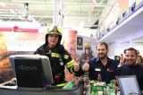 Feuerwehrmann Weltrekord