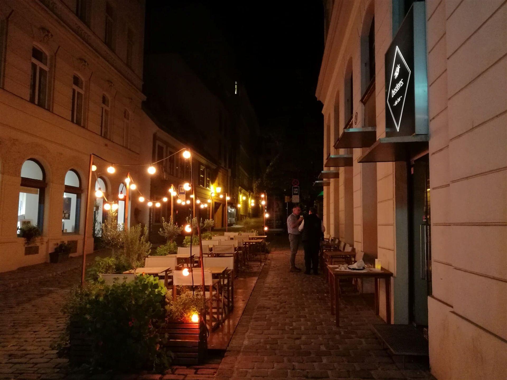 Gastgarten bestens-Bar