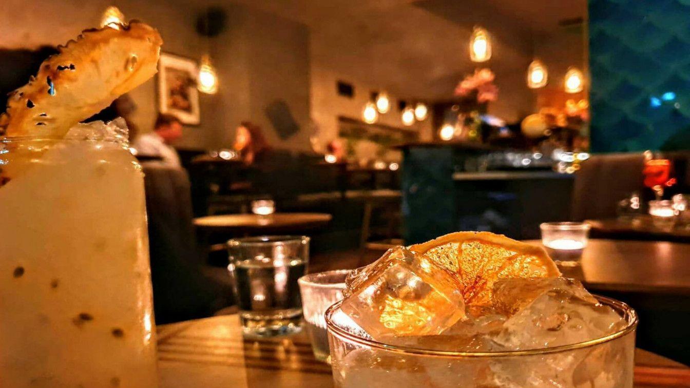 Nachhaltige Bar Wien