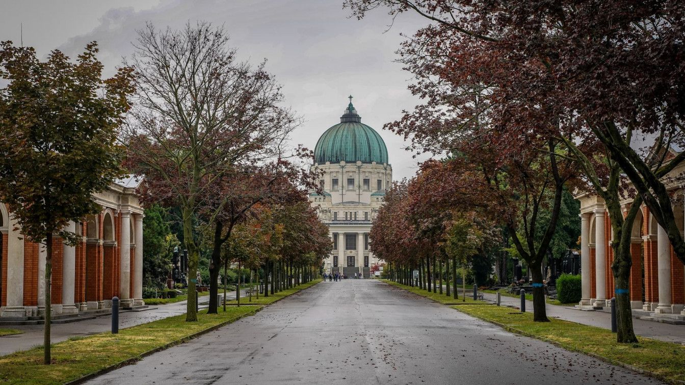Friedhöfe Wien Spaziergang