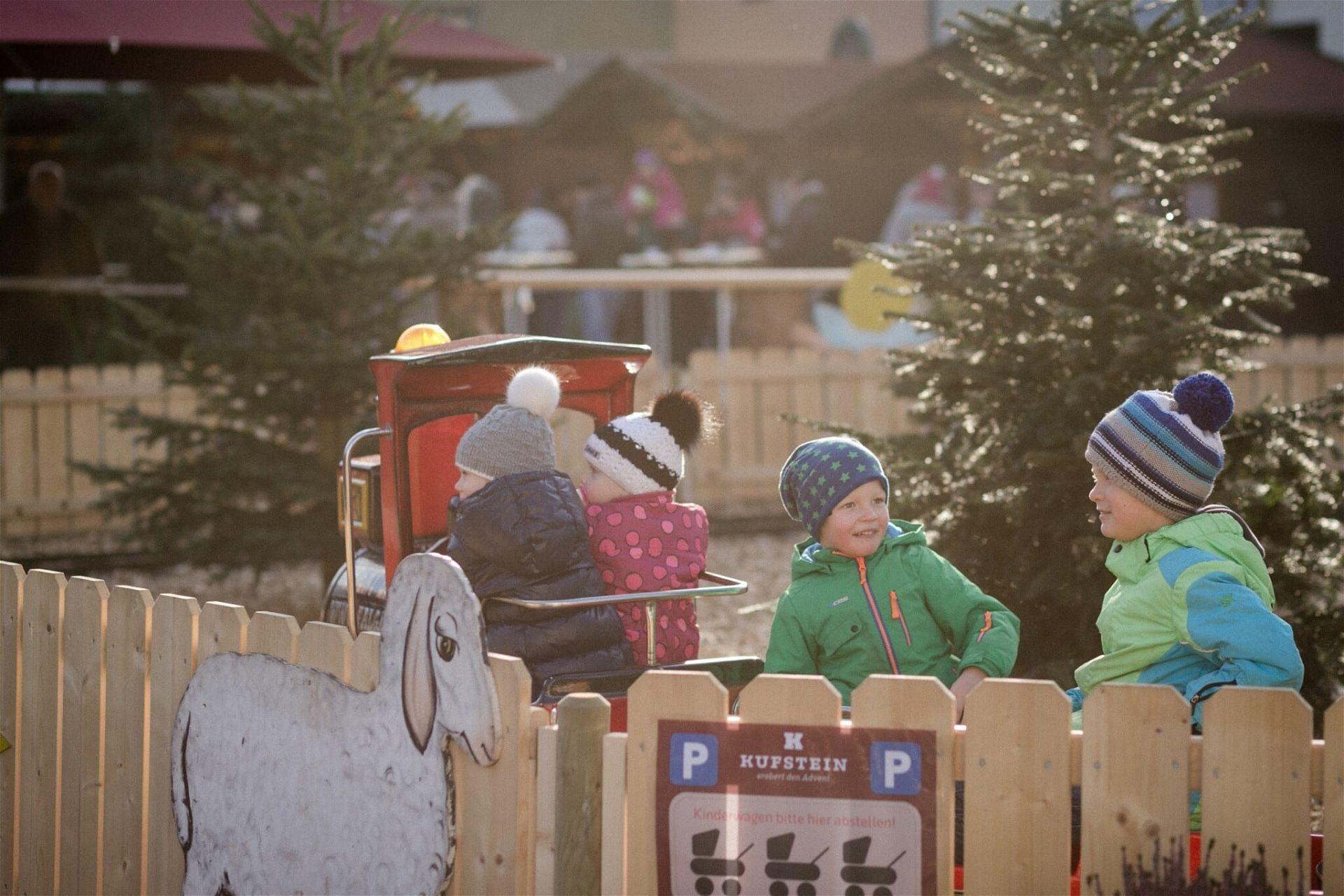 Weihnachtsmarkt Stadtpark Kufstein