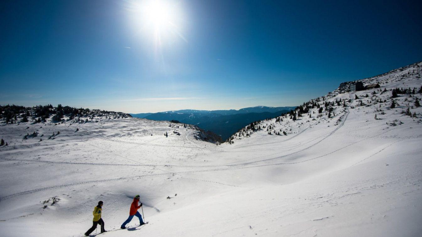 Wiener Alpen Winter