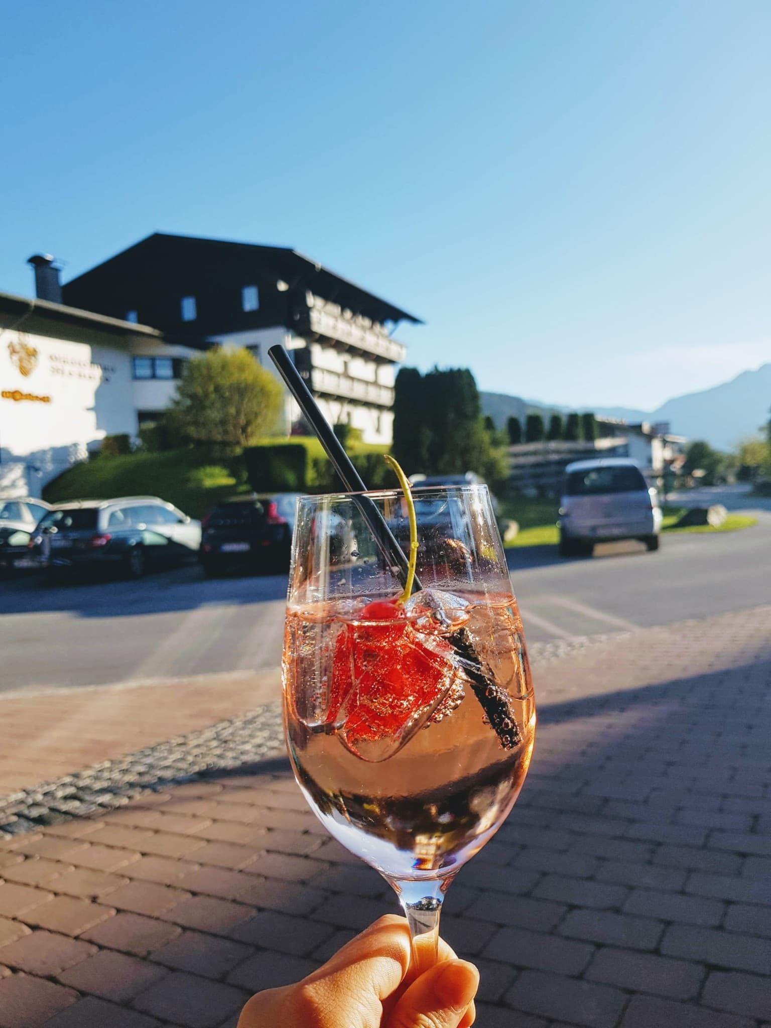 Drinks Hotel Zum Gourmet