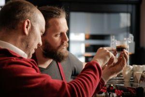 Home Barista Kaffee-Workshop bei Julius Meinl