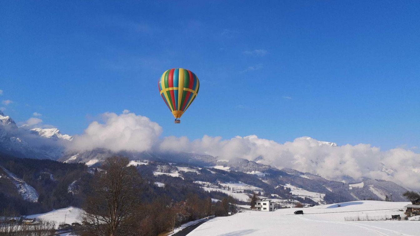 Heißluftballonfahren Österreich