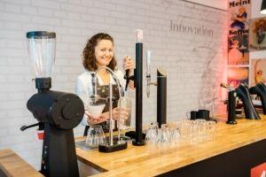 Home Barista Kaffee-Workshop in Wien