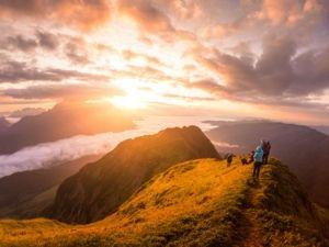 Urlaub in Österreich: Saalfelden Leogang