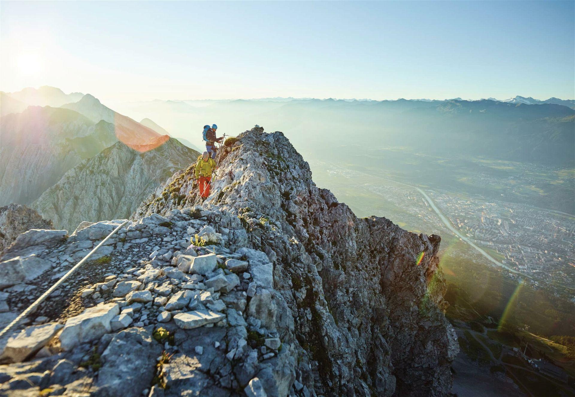 Innsbruck Klettern