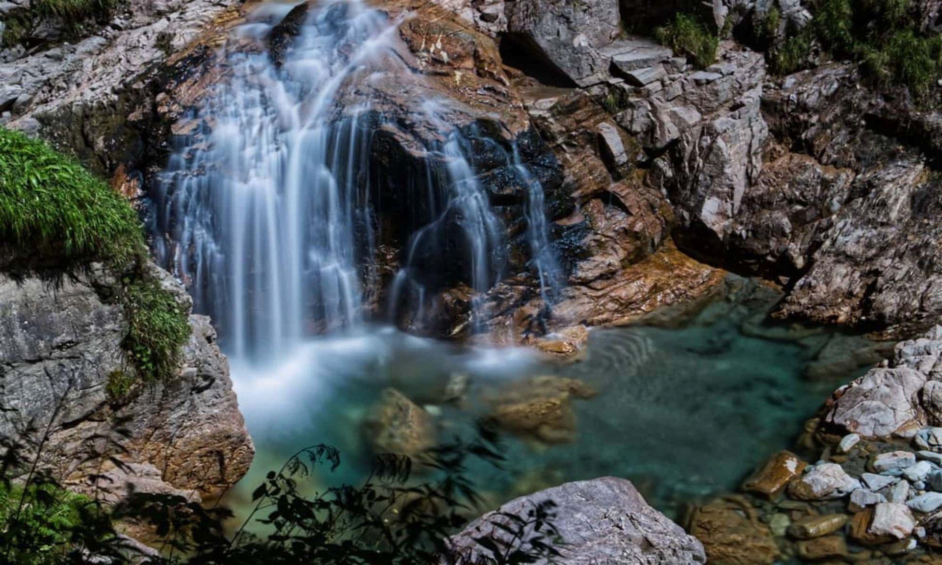Wasserfall Kärnten