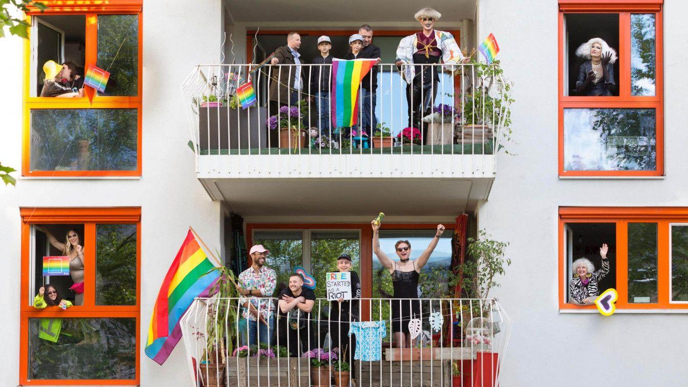 Fensterl Parade 2020