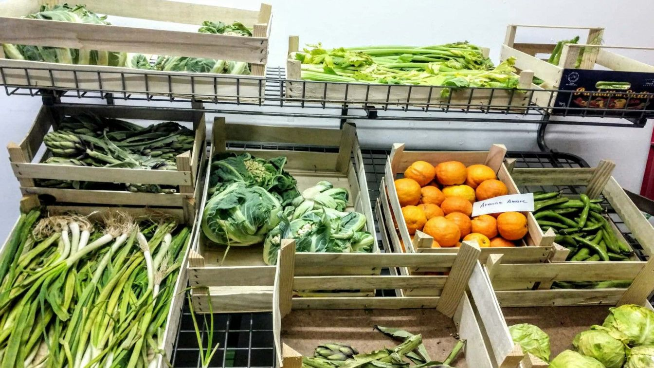 Essen - Gemüse