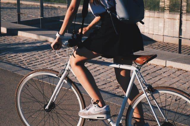 Radfahren Sommer
