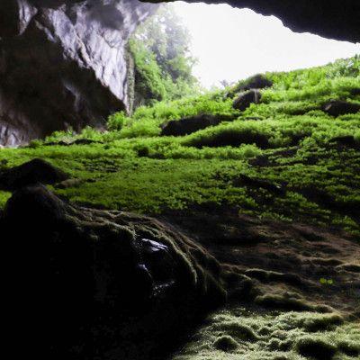 Tropfsteinhöhle Katerloch