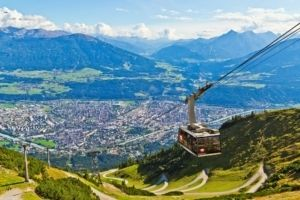 Aktivitäten in Innsbruck - Nordkettenbahn