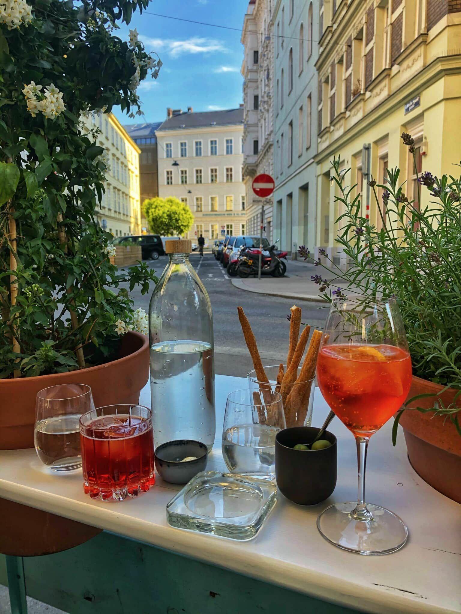 Neu in Wien