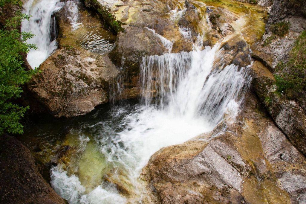Schluchten Wasserfälle Niederösterreich