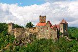 Hardegg Burgen Niederösterreich