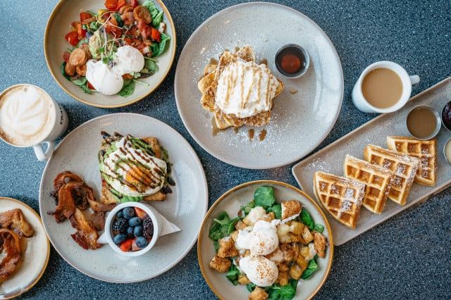 All you can eat Brunch