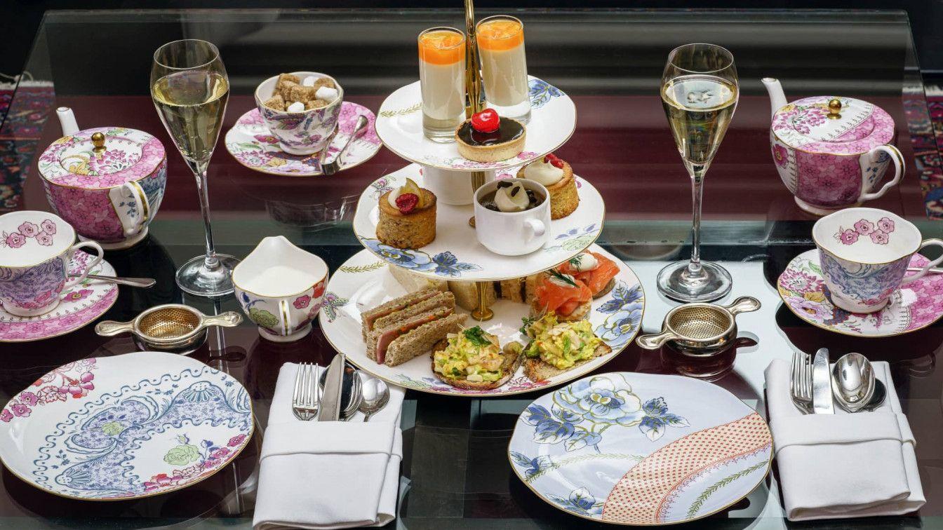 Tee trinken Wien