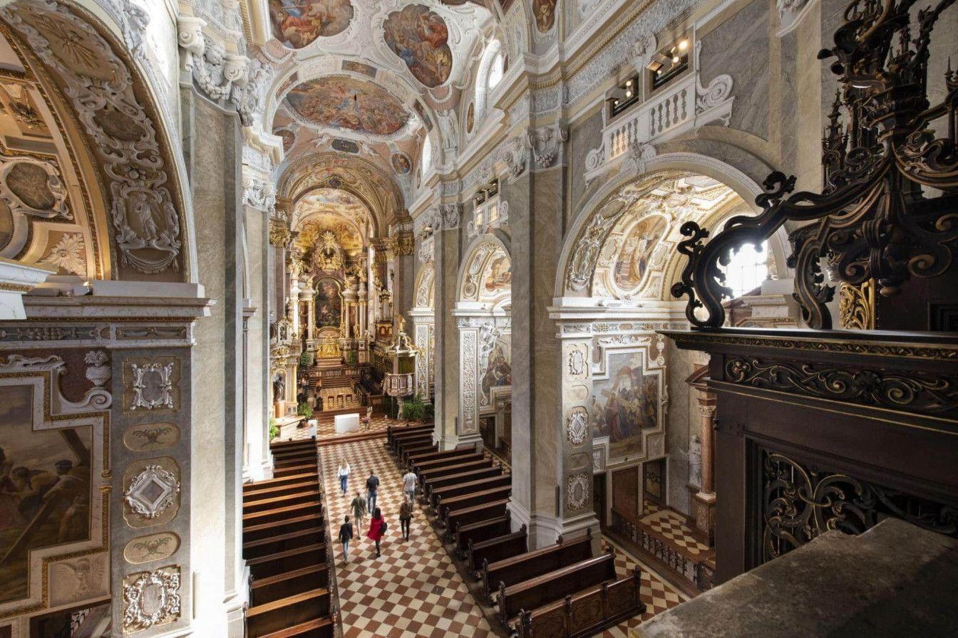 Stift Klosterneuburg, Stiftskirche (c)Muehlbacher