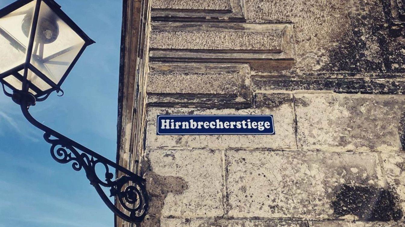 Skurrile Straßennamen Wien
