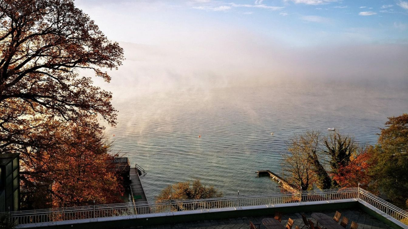 Attersee Herbst