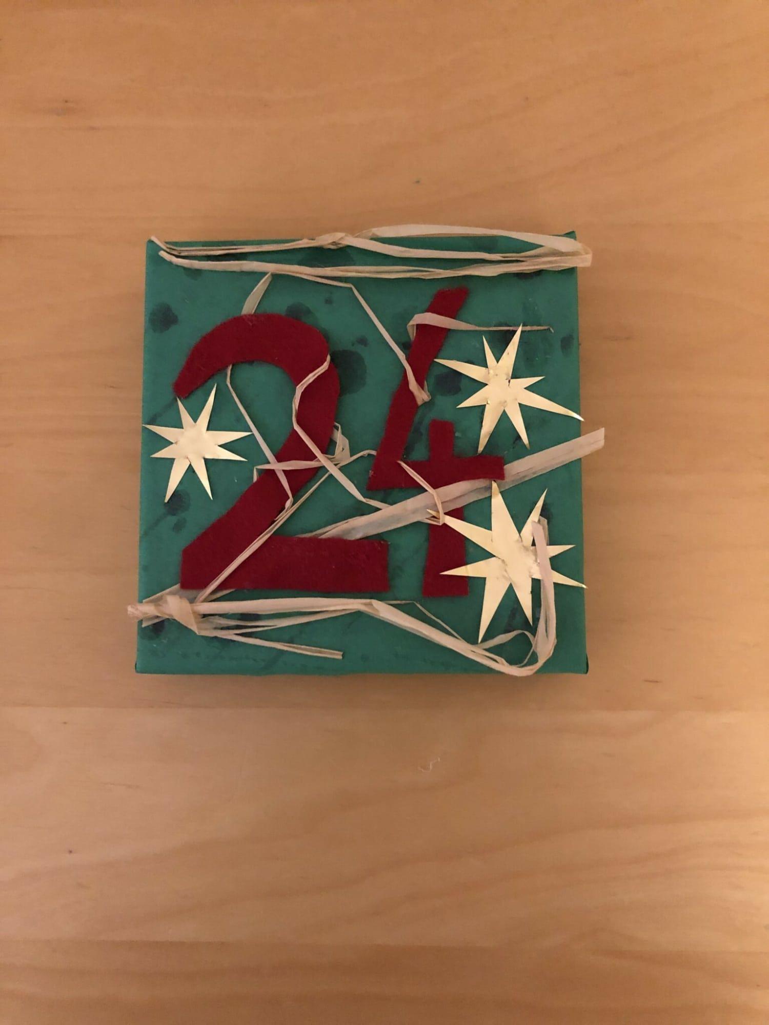 Adventkalender Upcycling