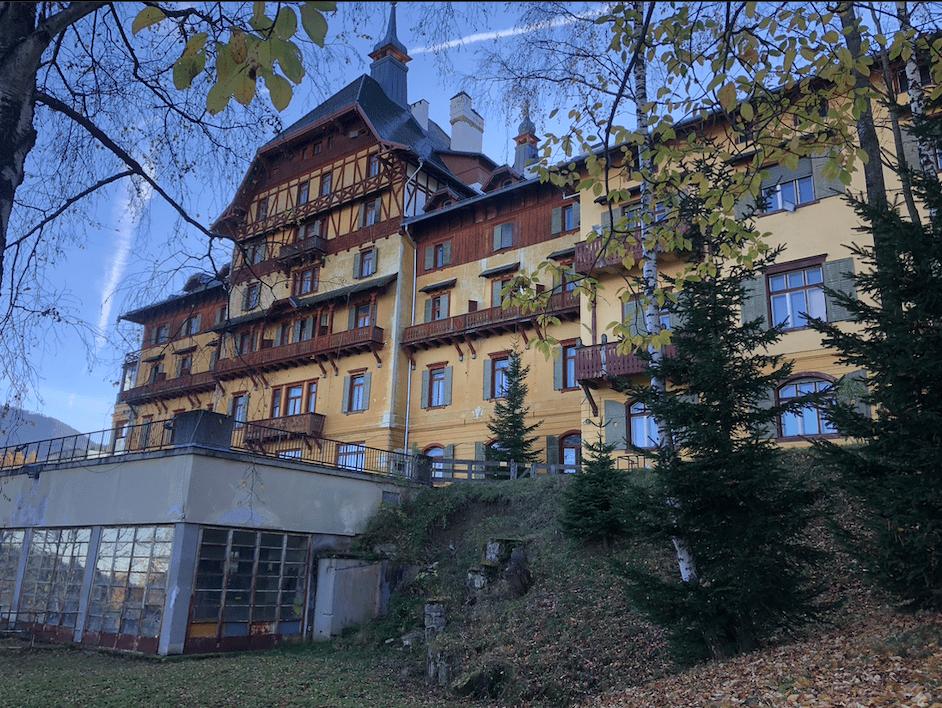 Suedbahnhotel Semmering