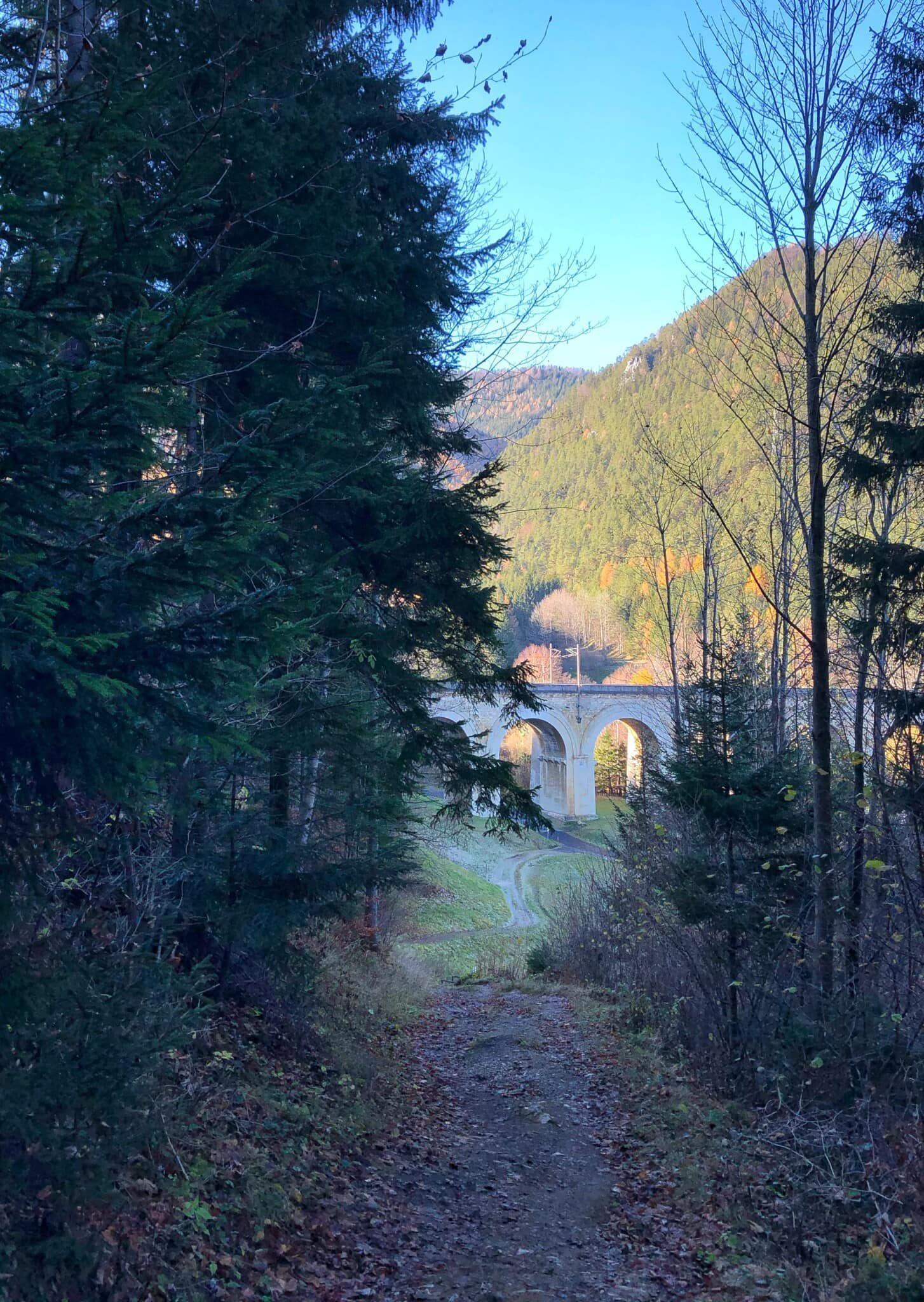 Bahnwanderweg Semmering