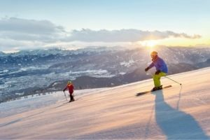 Skialpin Gerlitzen Alpe Kärnten Werbung, Fotograf: Franz Gerdl