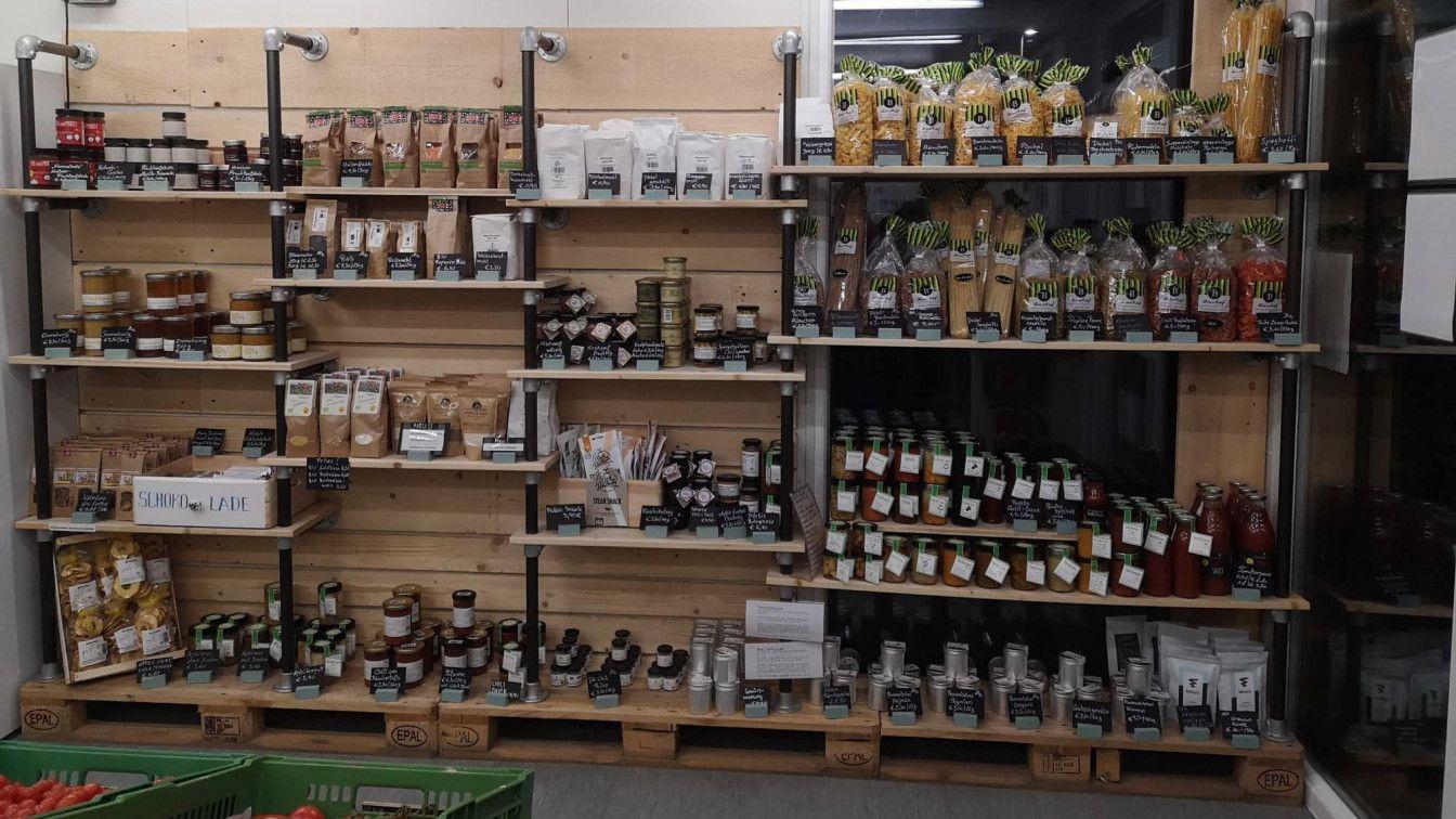 Hansagfood Hofladen Container