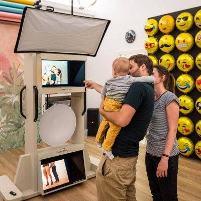 Knipserei Selfie-Studio Linz