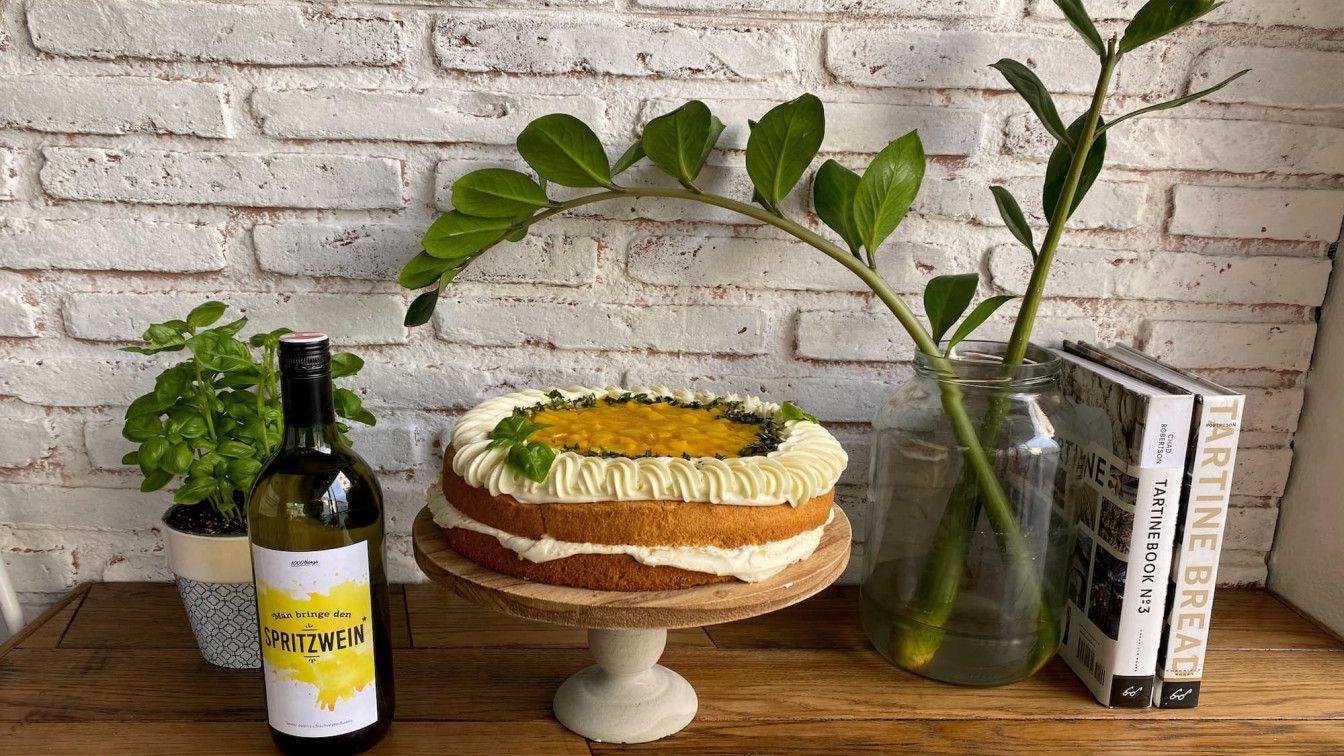 spritzwein-torte